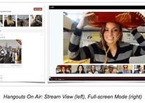Google+ Hangouts on Air Goes Global
