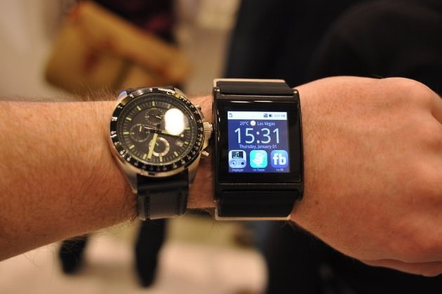 Battle of the Android Watches: G-Shock vs. MOTOACTV vs ...