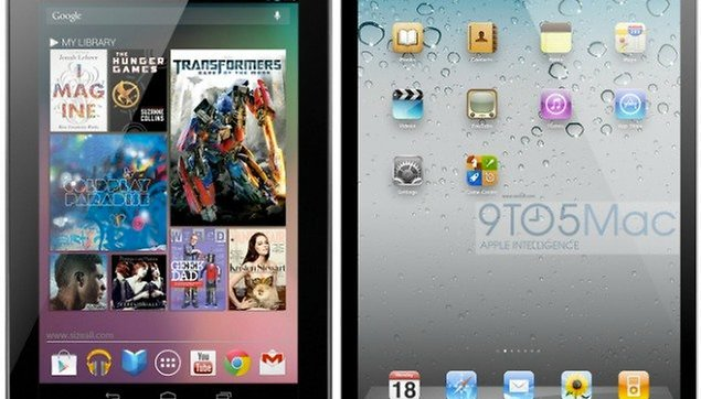 iPad Mini Rumored to Be 3mm Thinner Than Nexus 7, Priced Below $400