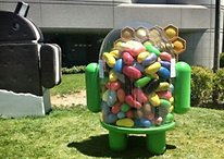 Jelly Bean's Official Statue Arrives on Google's Lawn