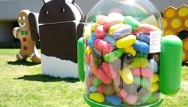 Jelly Bean Update: Delays and Confusion Plague Wider Release