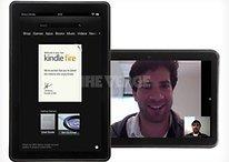 Prime immagini del nuovo Kindle Fire?