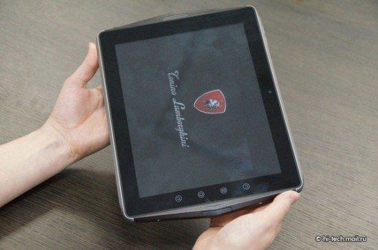 tablet lamborghini