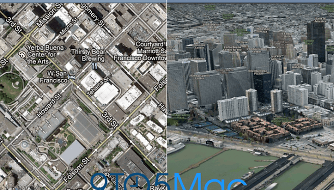 A Apple declarou guerra ao Google Maps