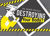 [Infographic] Phones and Health: Are Mobile Devices Ruining Your Body?