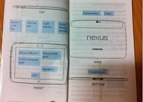 Nexus 10 User Manual Leaked Online: Looks Like a Galaxy Tab 10.1!