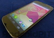 Nexus 4 : Pas avant Noël !