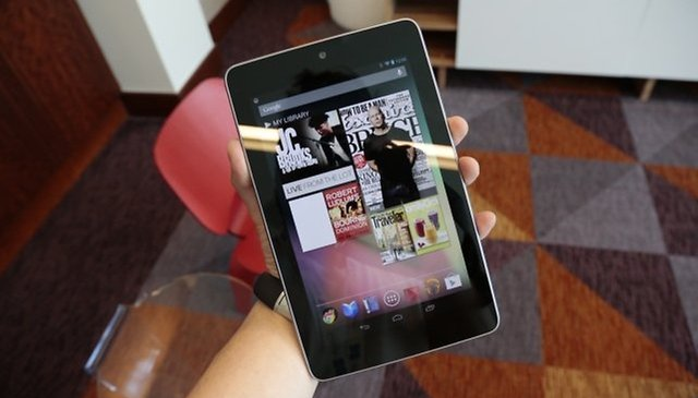 3 Months After Launch, Nexus 7 is UK's Best Selling Android Tablet