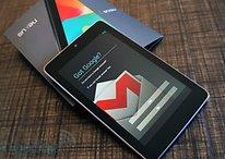 32GB Nexus 7 On Its Way!