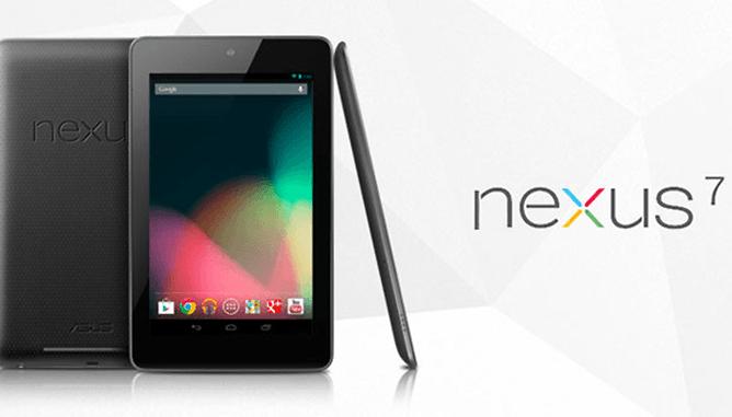 O novo Google Nexus Tablet da ASUS