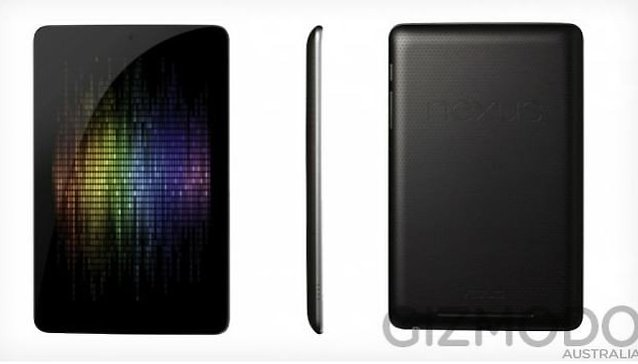 Google Nexus 7, o primeiro tablet com Jelly Bean