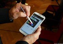 Vídeo del Samsung Galaxy Note 2 para ver las peculiaridades del S-Pen
