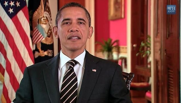 Obama Slams Iran Censorship as Israeli Mounts Peaceful Protest Online