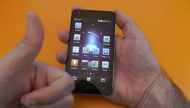 Video Review of Oppo Finder, the World's Thinnest Smartphone