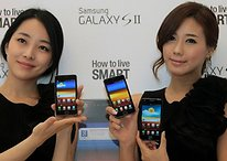 Samsung Galaxy S II Pre-Orders Outnumber iPhone 4's