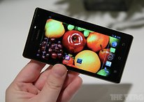 Huawei Ascend P1 S: Hands-On Video with World's Slimmest Android