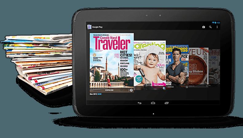 Nexus 10: Top Tips and Tricks