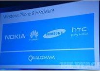 Windows 8 - HTC, Samsung y Huawei se suben al nuevo tren