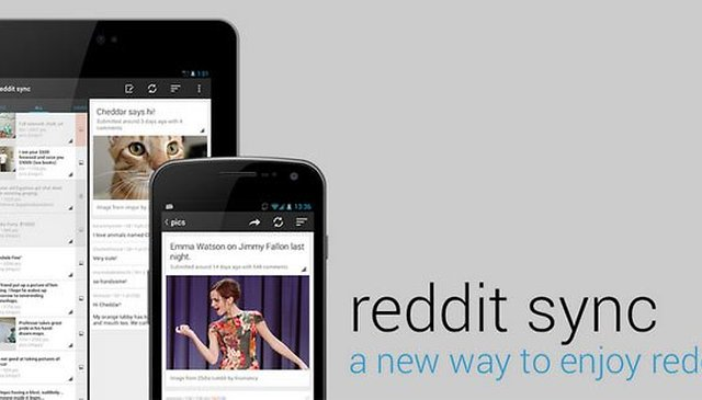 Reddit Sync for Android Gets Updated, Now 20% Slicker