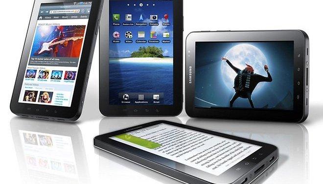 Feuille de route : les tablettes 2013 de Samsung dévoilées