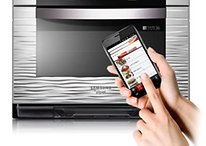 Samsung's Smart Oven Can Cook 160 Dishes From Your Smartphone