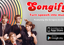 Songify for Android is Out, Post Your Hilarious Creations Here!