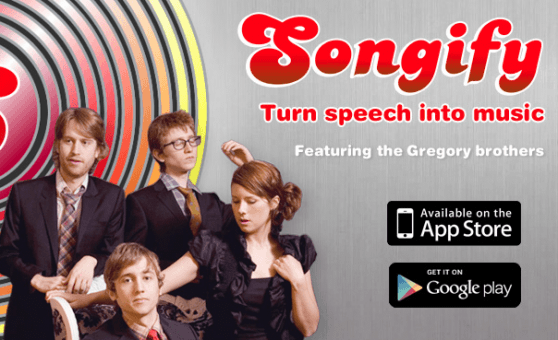 songify para Android