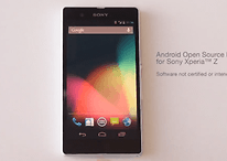 AOSP for Sony Xperia Z Available to All