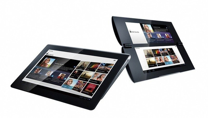 Video and Pictures Emerge of Sony's New Honeycomb Tablets