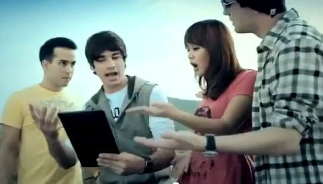 ASUS Transformer Prime Parody Ad: Tablets Are Awkward