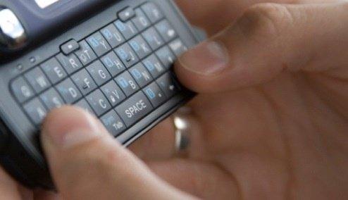 mentir texto