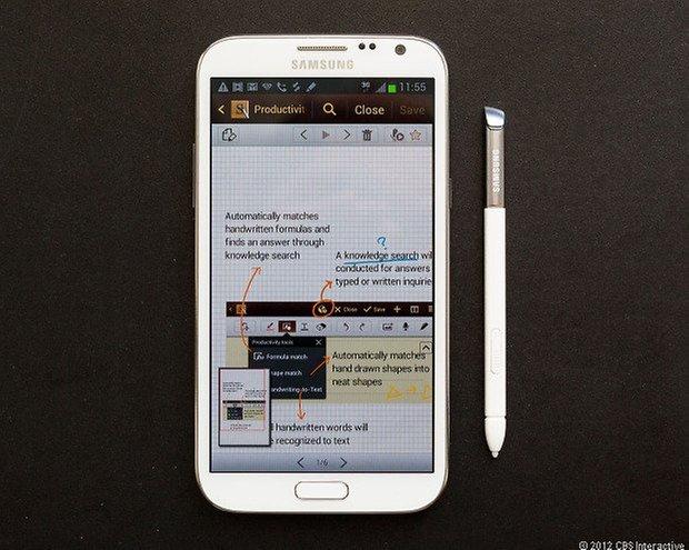 4f688a97b85f4 Durante el evento del Samsung Galaxy Note 2 vimos muchas funciones y  características que trae este dispositivo de Android junto con su S-Pen.
