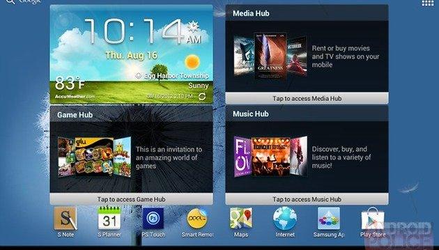 Será que a Samsung deixará o TouchWiz de fora dos seus dispositivos?
