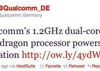 HTC Sensation (aka Pyramid) Will Get a 1.2 GHz Dualcore Snapdragon Processor
