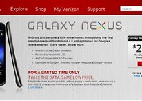 The Wait is Over: Galaxy Nexus Has Finally Arrived on Verizon, Along with a Cheaper Data Plan