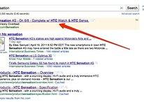 HTC Sensation Arriving June 8th, According to Google AdWords