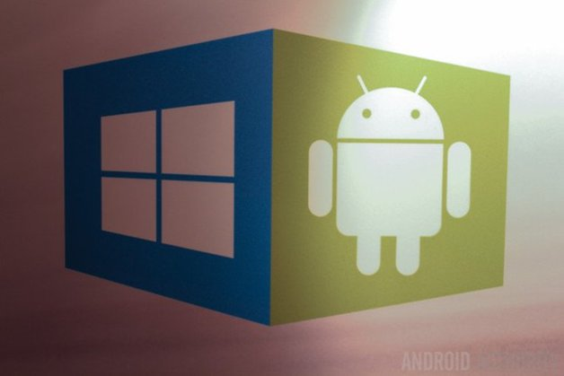 WIndows vs Android Windows 8 Android Logo Brand 1 645x430
