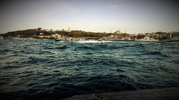 istanbul manzarası