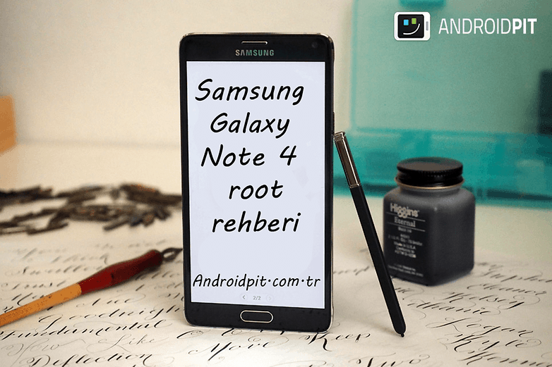 note 4 root