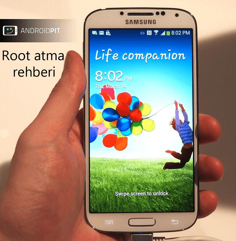 s4 root atma rehberi