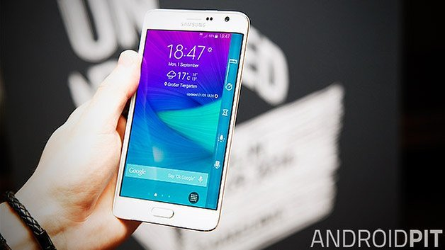 samsung galaxy note edge teaseras