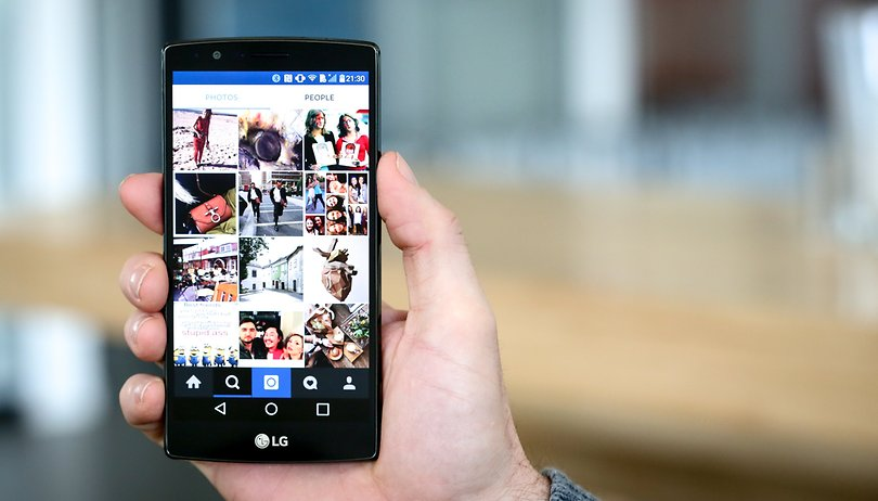 How to zoom in on Instagram photos