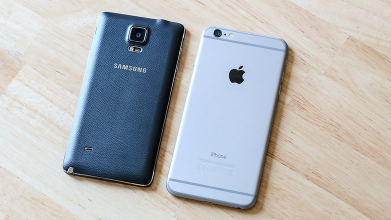 androidpit galaxy note 4 vs iphone 6 plus 04