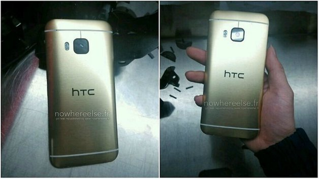androidpit htc one m9 gold
