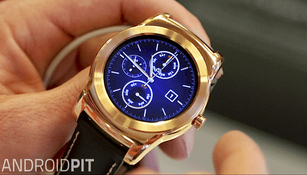 Review preliminar do  LG Watch Urbane: a versão premium do G Watch R