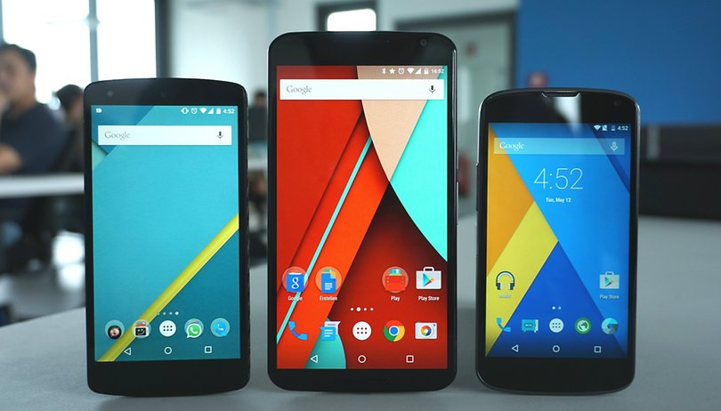 5 reasons why your next phone should be a Nexus