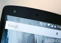 Mise à jour Android sur le Google Nexus 5