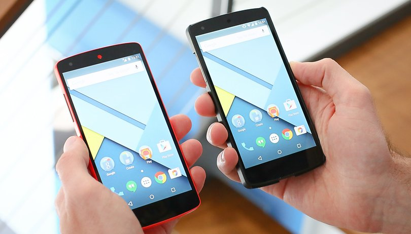 Smartphone evolution: a history of the Google Nexus phone series