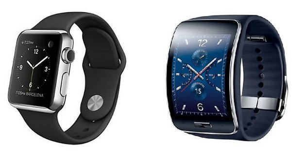 AndroidPIT Apple Watch samsung gear s smartwatch 2