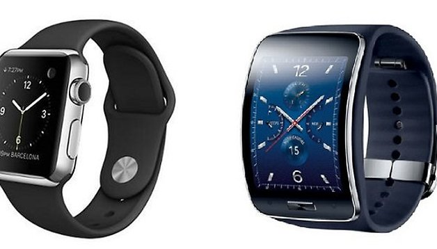 Apple Watch vs Samsung Gear S comparison: the battle for your wrist begins